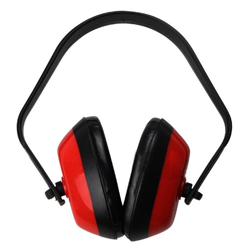 Protección Auditiva suave de espuma para disparar caza fuerte reducción de ruido Red