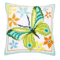 latch hook kits pillow diy handmade printed canvas butterfly cushion latch hook kits diy unfinished accessories