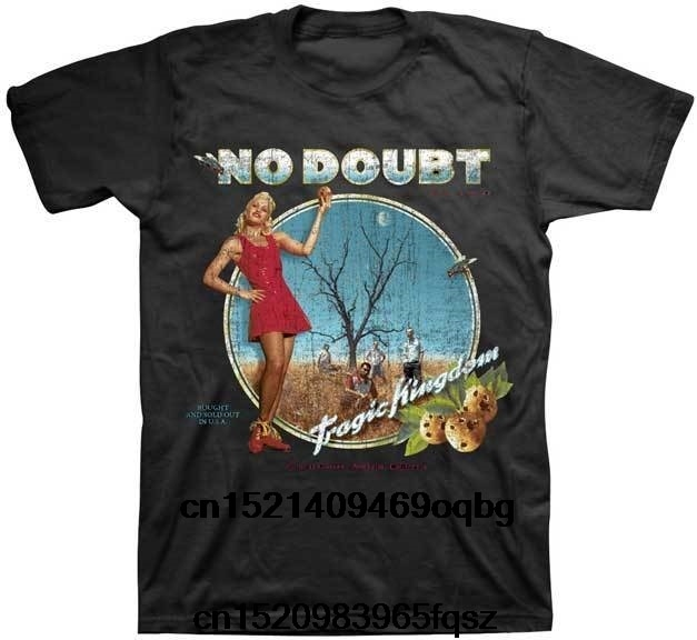 Несомненно, Tragic Kingdom Мужская футболка