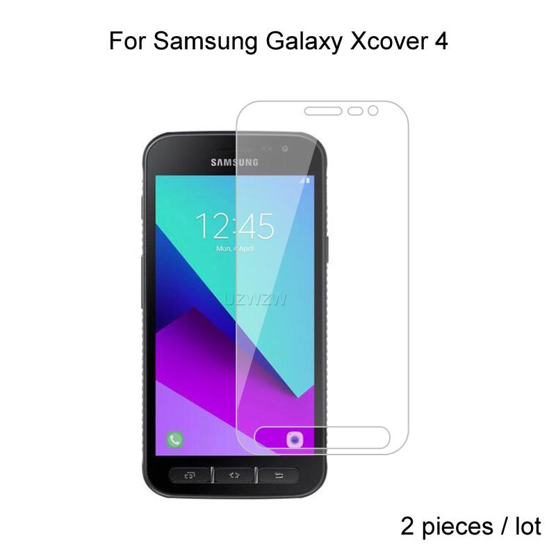 2 шт закаленное стекло для Samsung Galaxy Xcover 4 G390F G390W Xcover 4s G398F Защитное стекло для экрана