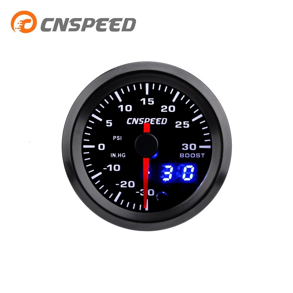 2 52mm 7 Colors Led Car Auto Turbo Boost Gauge Psi Meter Analog Digital Duadisplay Car Meter With Sensor Adjustable Controller Boost Gauges Aliexpress