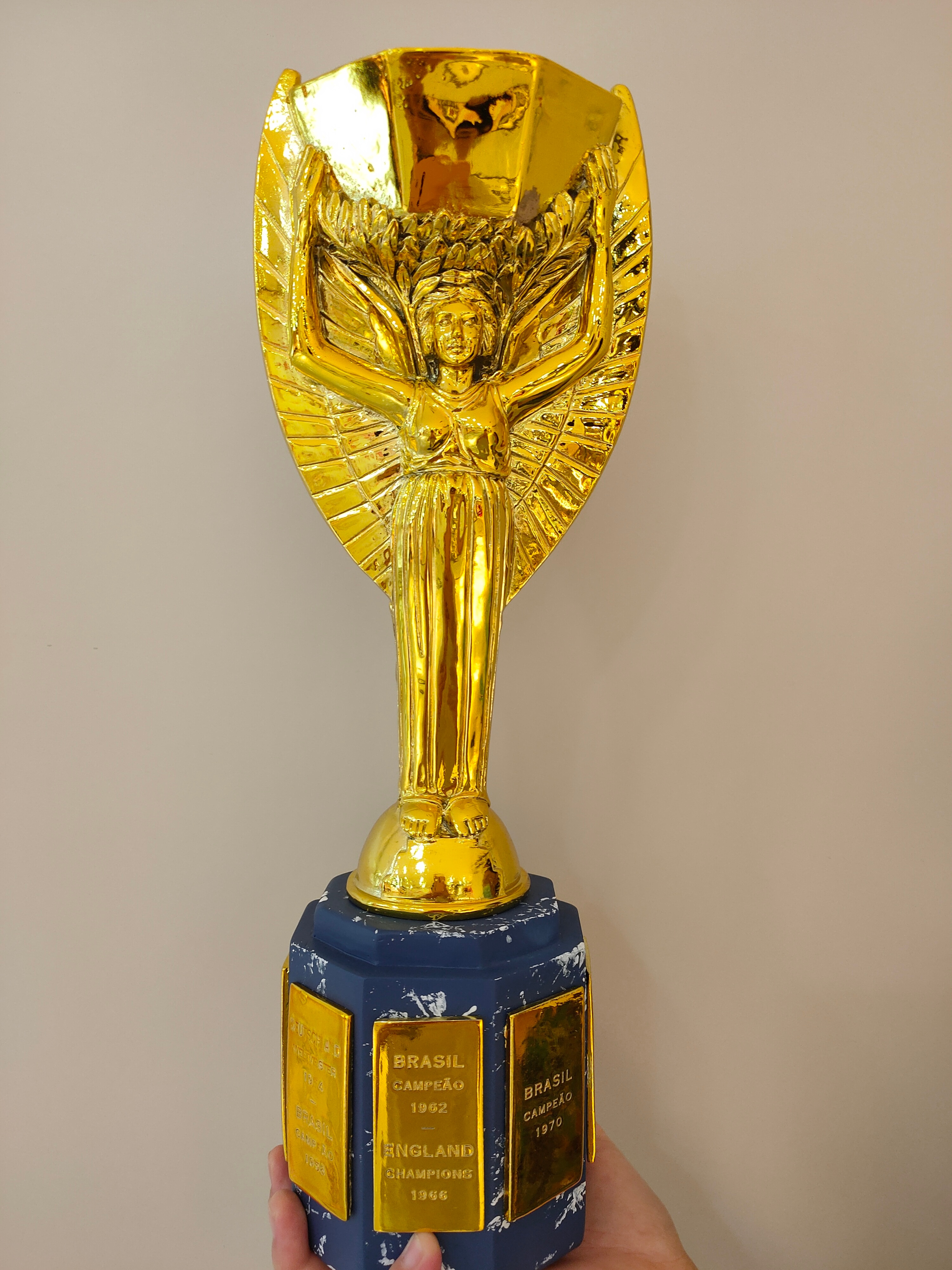 The champions trophy cup Jules Rimet Trophy Cup The World Cup Trophy cpu nice gift for Soccer Souvenirs Award