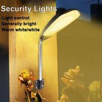 AC100-265V 48 LED Light Control Street Light Dusk to Dawn Waterproof Lamp Lights Outdoor Garden Path Road Parking Backyard Lamp