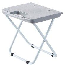 سهلة خفيف قابل للطي الوزن Campstool المحمولة قطار البراز الكبار البلاستيك كرسي صغير المنزل للطي العثمانيين مقاعد البدلاء