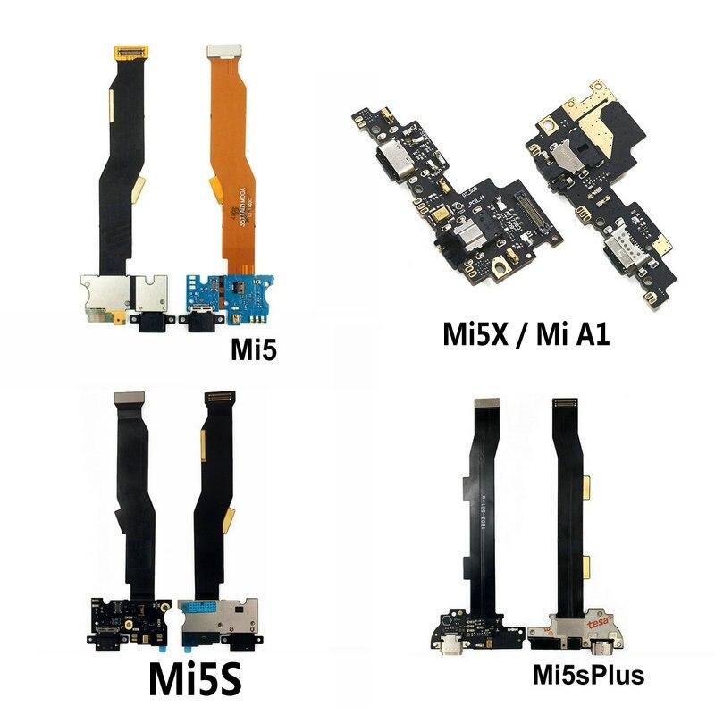 Nueva placa de carga USB con cable flexible y micrófono para Xiaomi...