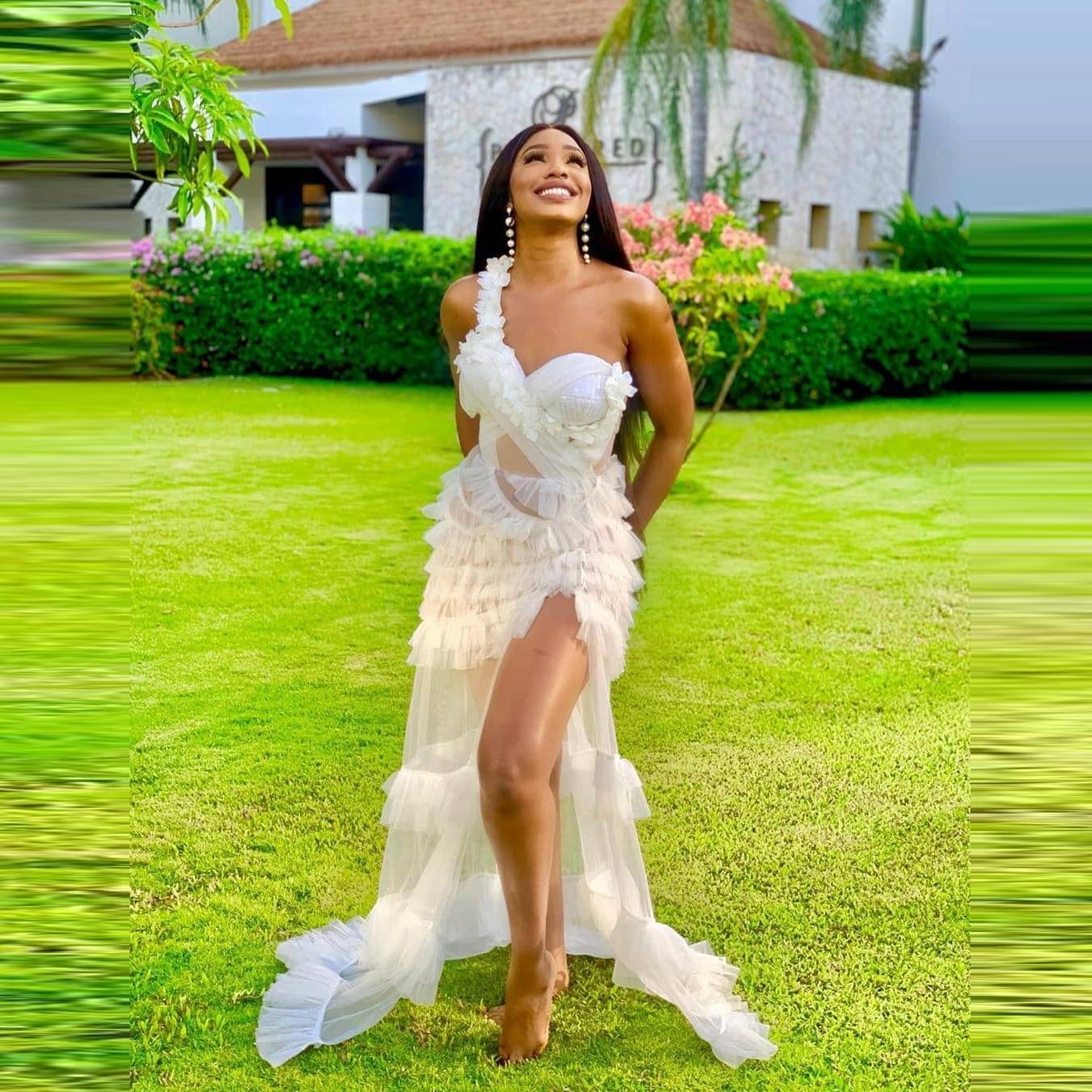 Пикантное прозрачное свадебное платье Aso ebi с разрезом, платье для выпускного вечера и коктейльной вечеринки, индивидуальная Настройка