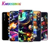 space planet for xiaomi mi11 10t note10 ultra 5g 9 9t se 8 a3 a2 6x pro play f1 lite 5g transparent phone case