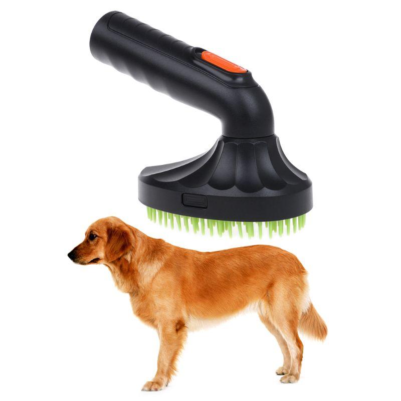 Aspiradora cepillo cabeza herramienta de arreglo de perros mascota PELO SUELTO cepillo de aspiradora 32mm 4xtf