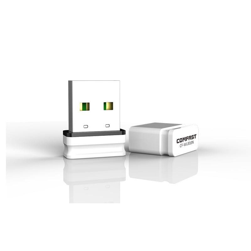 Adaptador Comfast para receptor de CF-WU810N wi-fi, adaptador wifi usb, punto de...