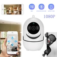 Smart 1080P Wifi IP Camera Two Way Audio Home IR Night Vision Security Monitor For Parents Baby Pet Home Security Camcorder