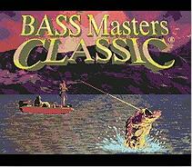 Bajo Masters clásico profesional 16 bit tarjeta de juego MD para Sega...