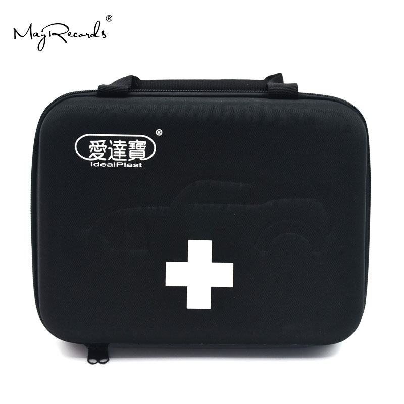 Hot Sale First Aid Empty Kit Bag for Travel Camping Sport Medical Car Emergency Survival Outdoor (Bl