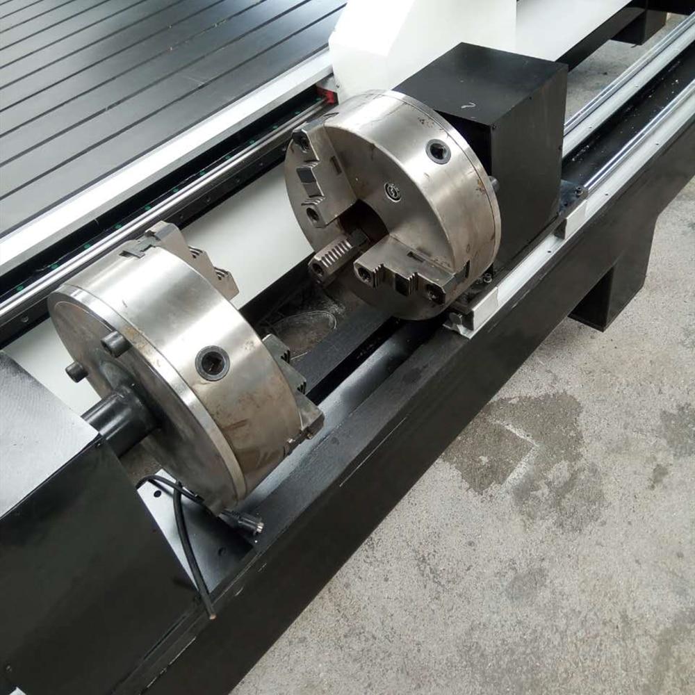 آلة النقش على الخشب, رخيصة الثمن 1325 4 محاور 3d CNC راوتر لقطع البلاستيك