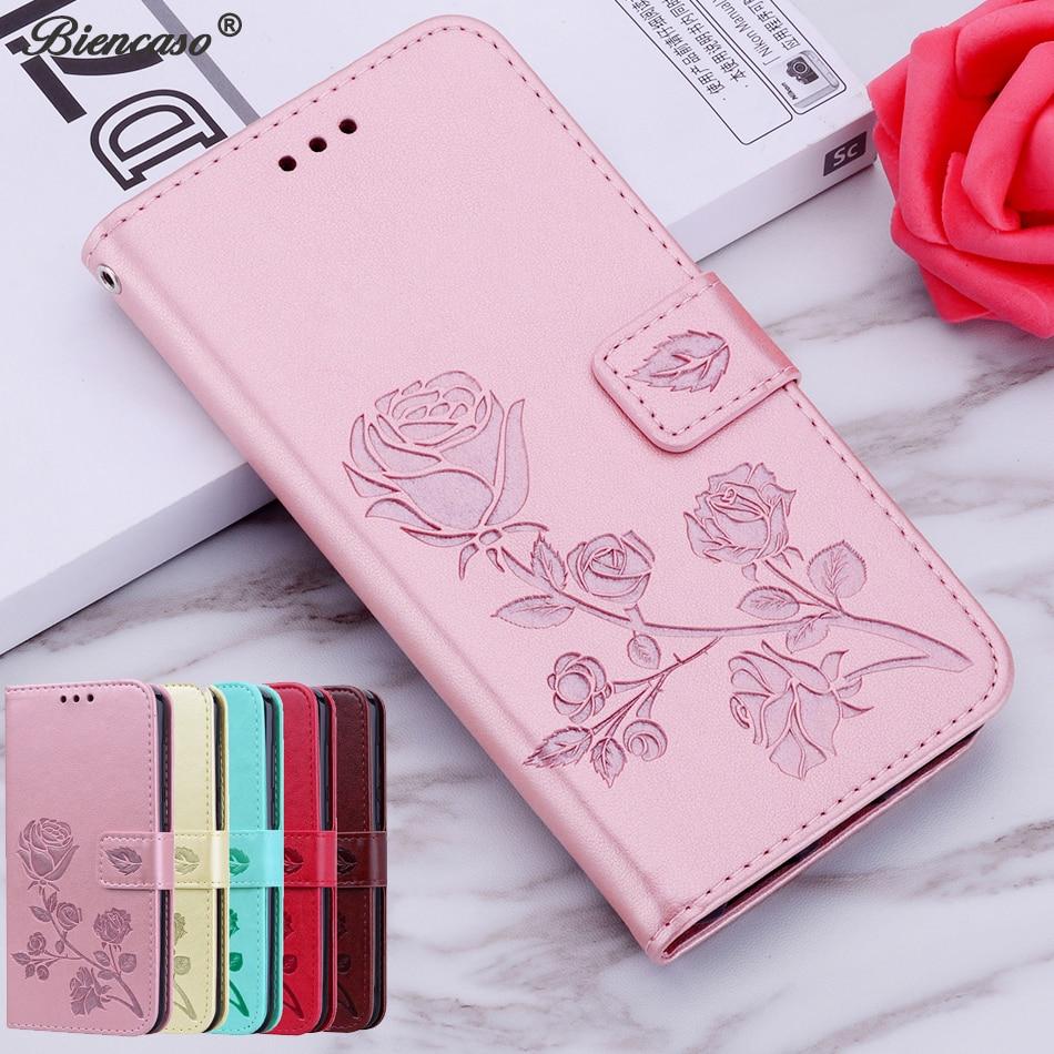 De cuero funda para Samsung A51 con tapa de la ranura de la tarjeta Galaxy S3 Neo SIII S4 S5 S6 S7 borde S8 S9 S10 Lite S10e S20 cartera caso