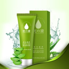 1PCS Sex Lubricant 60ml Anal Lubricant Water-based Sex Oil Vaginal And Anal Gel Sex Products For Adu