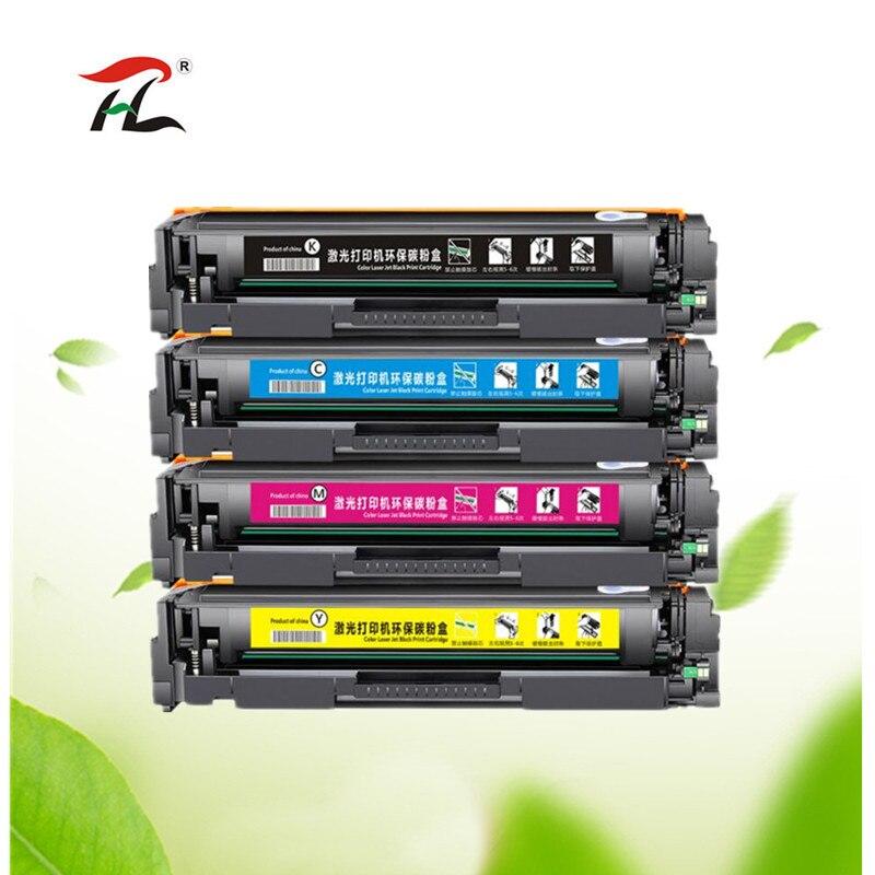 Compatível para hp 203a cf540a 540a cartucho de toner laserje pro m254nw m254dw mfp m281fdw m281fdn m280nw impressora