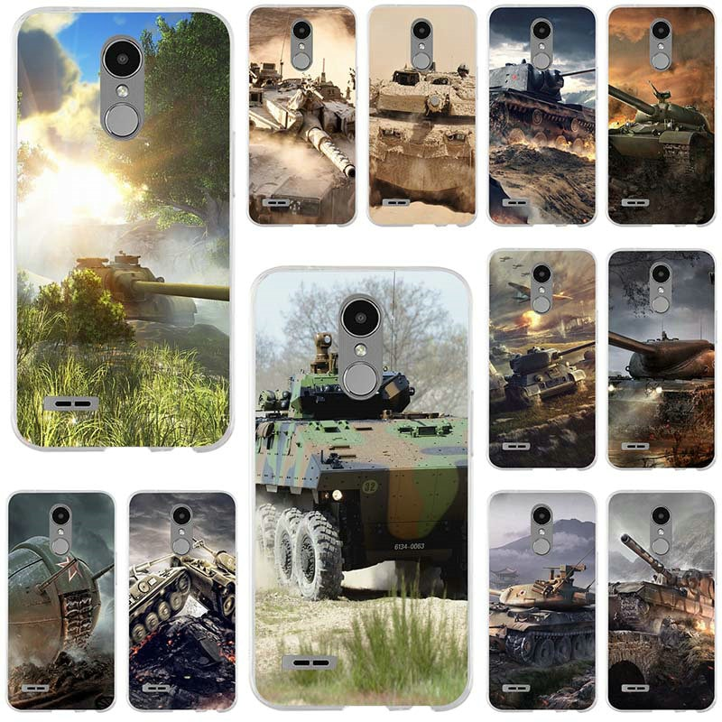 Mundo de tanque suave TPU Fundas para teléfonos de silicona para LG K4 K7 K8 K10 2017 V10 V20 V30 G2 G3 mini G4 G5 G6 Stylus Nexus 5X Shell Slim
