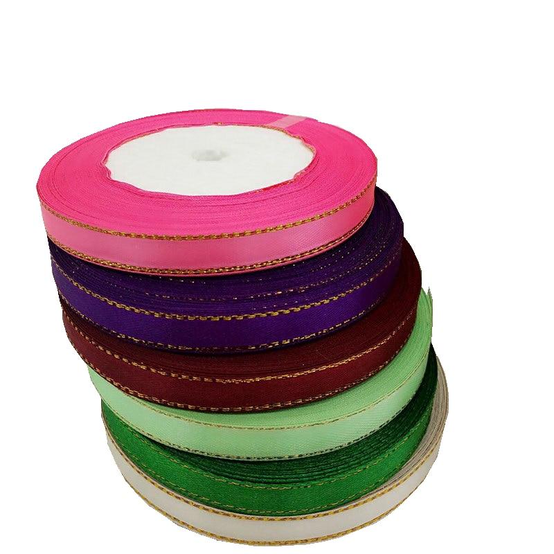 """6 rollos (150 yardas) 3/8 mezcla de color """"ancho phnom penh cinta de raso para boda fiesta manualidades de decoración wrap A151"""