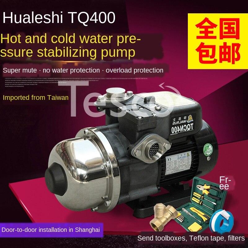 Bomba de agua importada, potenciador solar totalmente automático para el hogar tq400 / tq800