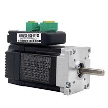Moteur de Servo intégré 36VDC 100W NEMA23   Moteur de Servo intégré 36VDC 3000rpm JMC