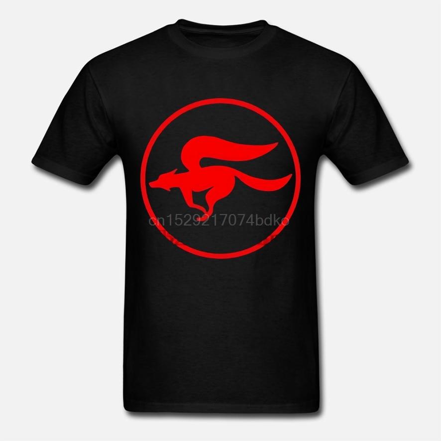 Equipo Star Fox logotipo Fox McCloud Star Fox cero negro camiseta