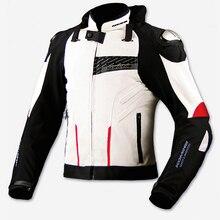 Moto noir et blanc avec protecteur   Vtt moto tout-terrain, Komine jk015, moto