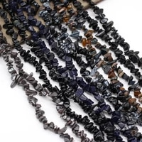 best selling natural semi precious stones and crushed stone bead for making diy exquisite handicrafts size 5 8mm length 40 cm