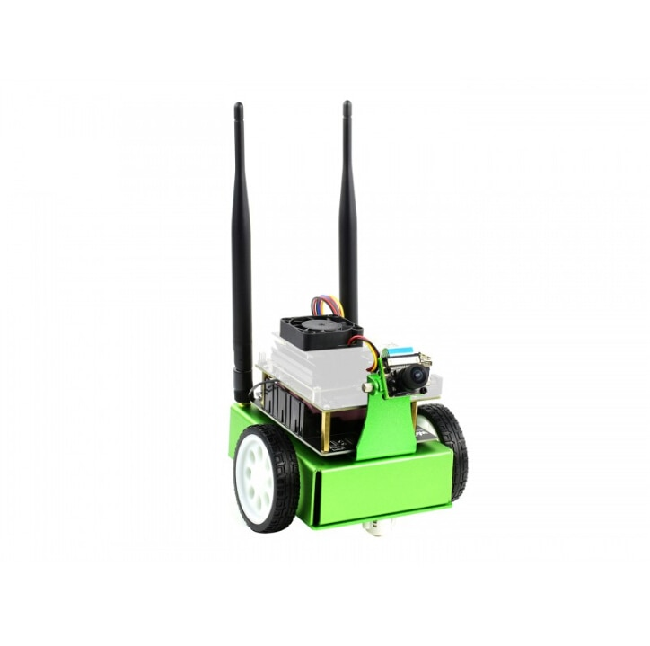 JetBot AI Kit Accessories, Add-ons for Jetson Nano to Build JetBot,Facial Recognition, Object Tracking, Line Following ...