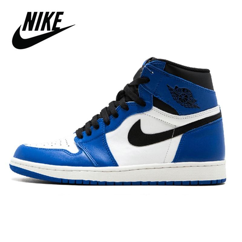 Nike-zapatillas deportivas Air Jordan 1 Retro Para hombre y mujer, zapatos deportivos,...