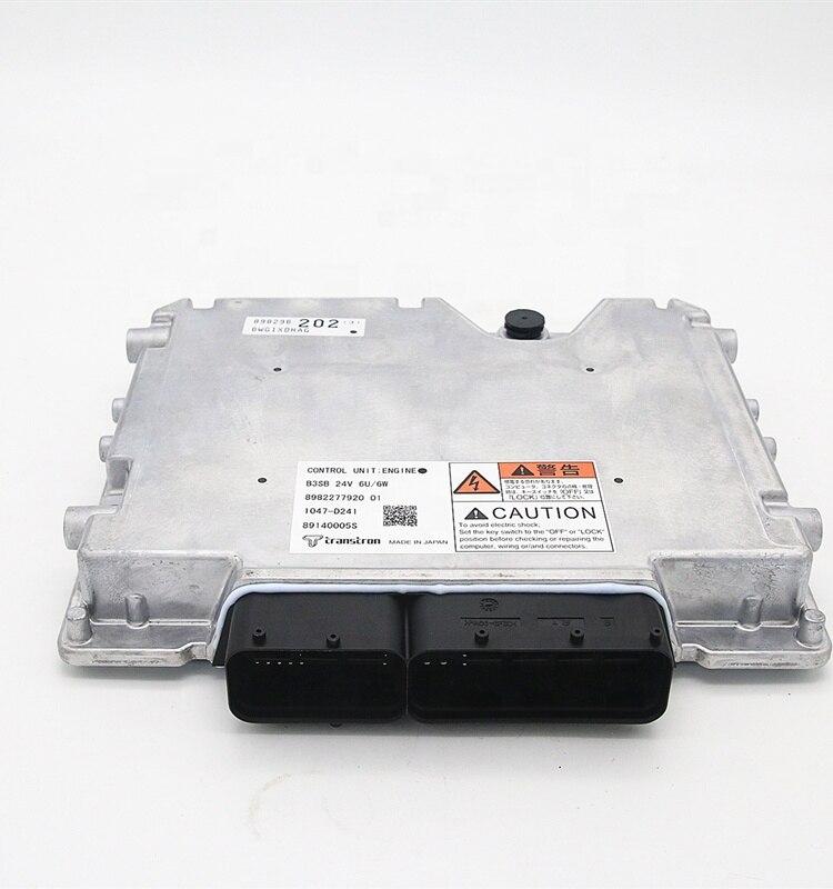 محرك التحكم الكهربائية جزء ل 6WG1 GB3 8-98296202-3 8982962023 وحدة تحكم