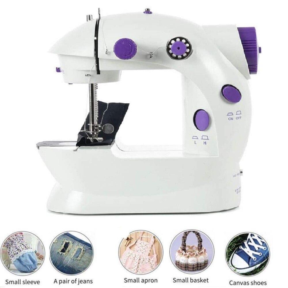 Coser Costura máquina De coser máquina De Costura Mini máquina De mano un coudre Prensatelas máquina coser domestica maszyna ¿szycia