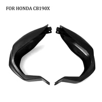 new motorcycle hand huards handguards car accessories tools for honda cb190x cb 190x