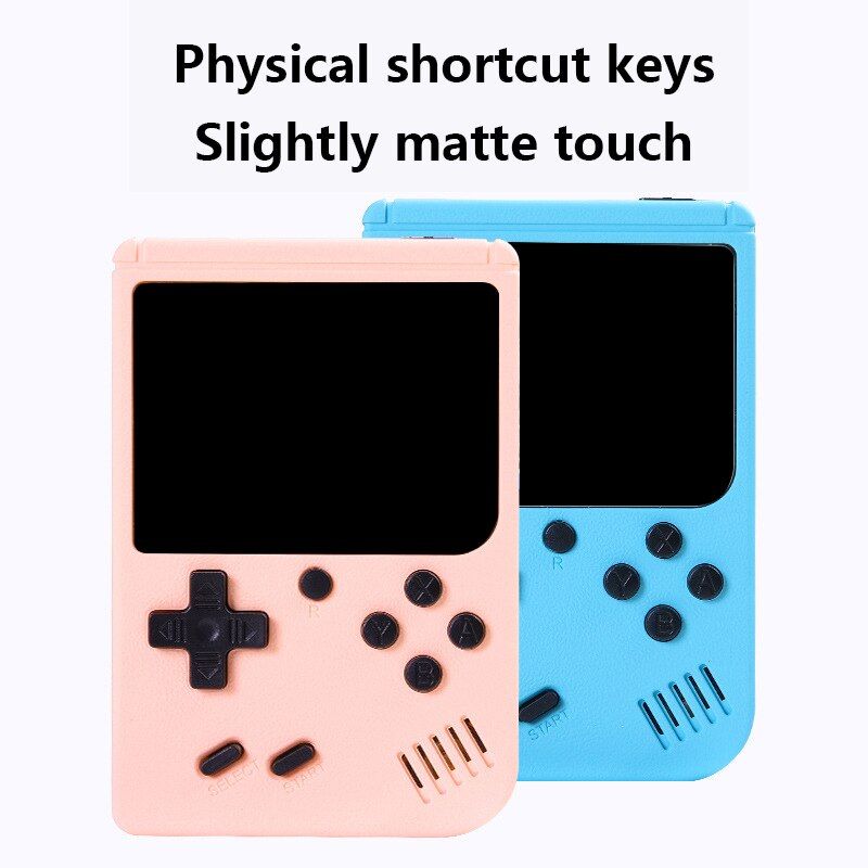 Retro Video Game Console Portable 3.0 Inch Handheld Game Player Built-in 800 Classic Games Mini Pocket Gamepad For Kids Gift