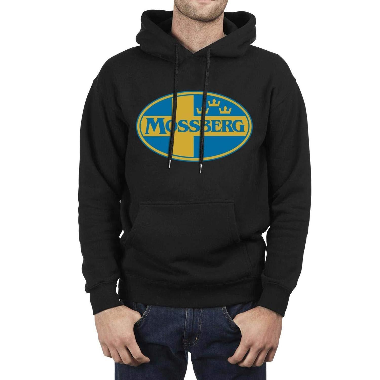Sudadera NAIT Mossberg-500-logo polar con capucha, sudadera Unisex, ropa de calle de verano, Invierno