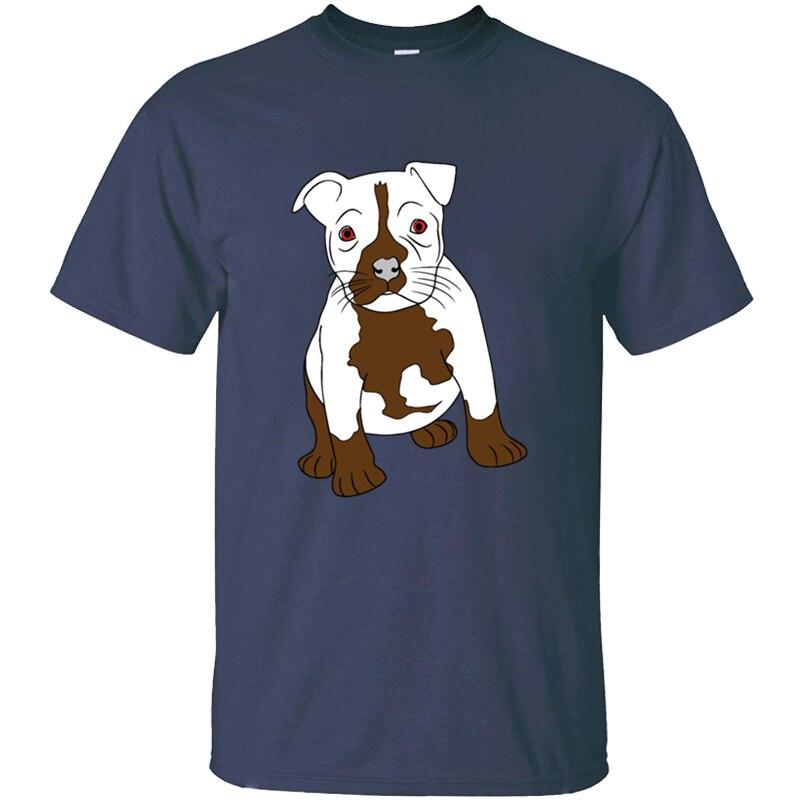 New Arrival Evil Pit Bull T-Shirt For Men Fitness Tshirt Man Camisetas Classical Hiphop Tops
