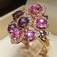 14k rose gold pure red ruby gemstone ring for women anillos de red bague bizuteria gemstone anillos jewelry 14k rose gold ring