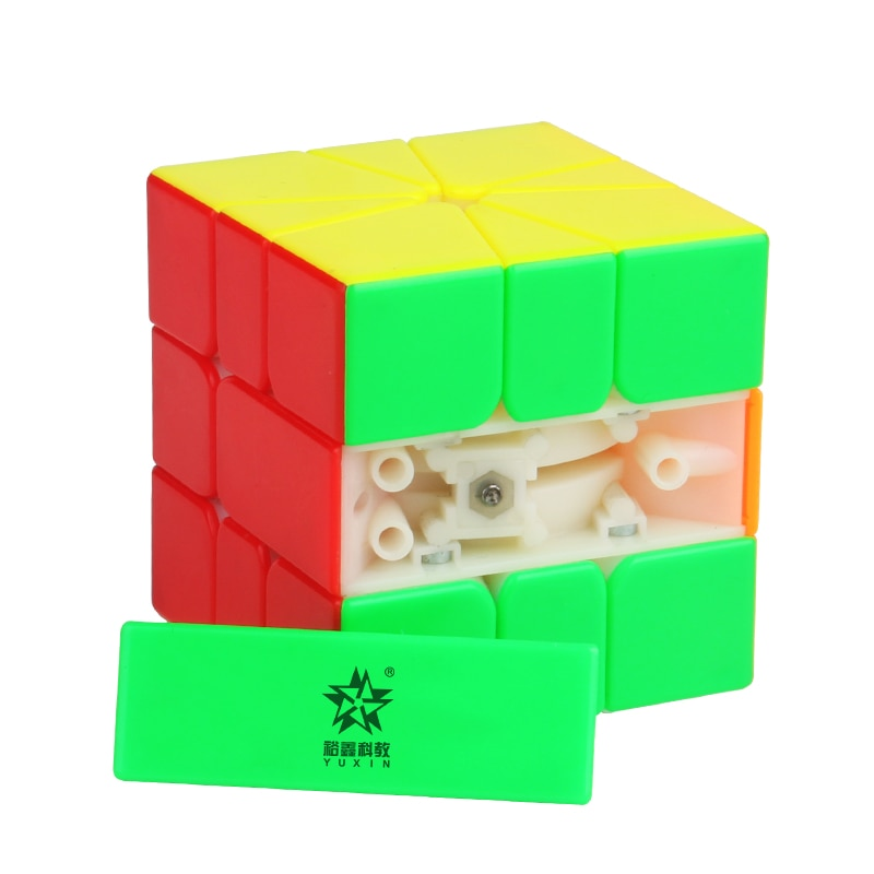 mind games YuXin Little Magic SQ1 Magic Cube China  wholesale  Educational toys Mind Games Speed Puzzle Adult Toys