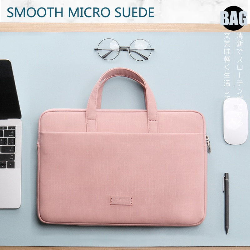 Laptop Bag Case for Macbook Air Pro Retina 13 14 15 Laptop Sleeve 15.6 Notebook Bag For Dell Acer As