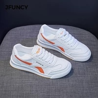jfuncy womens sports shoes fashion female small white shoe casual comfortable flats sneaker sport womens ssneakers