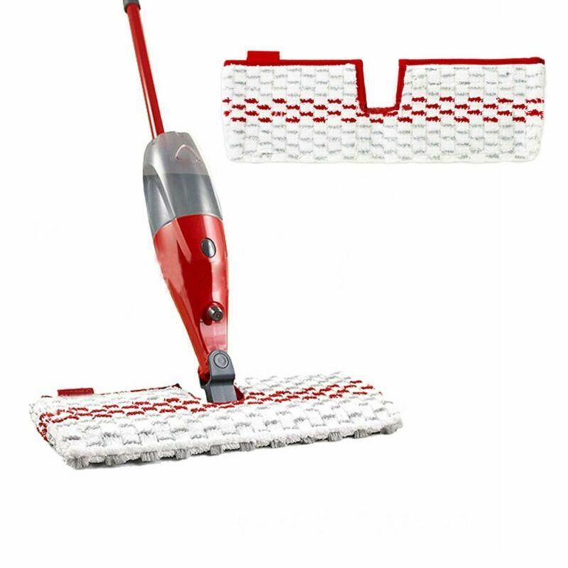 1 pieza de fregona de limpieza de microfibra para el hogar, fregona rotativa, paño, baldosas de cerámica de madera dura, fregona limpiadora de pisos