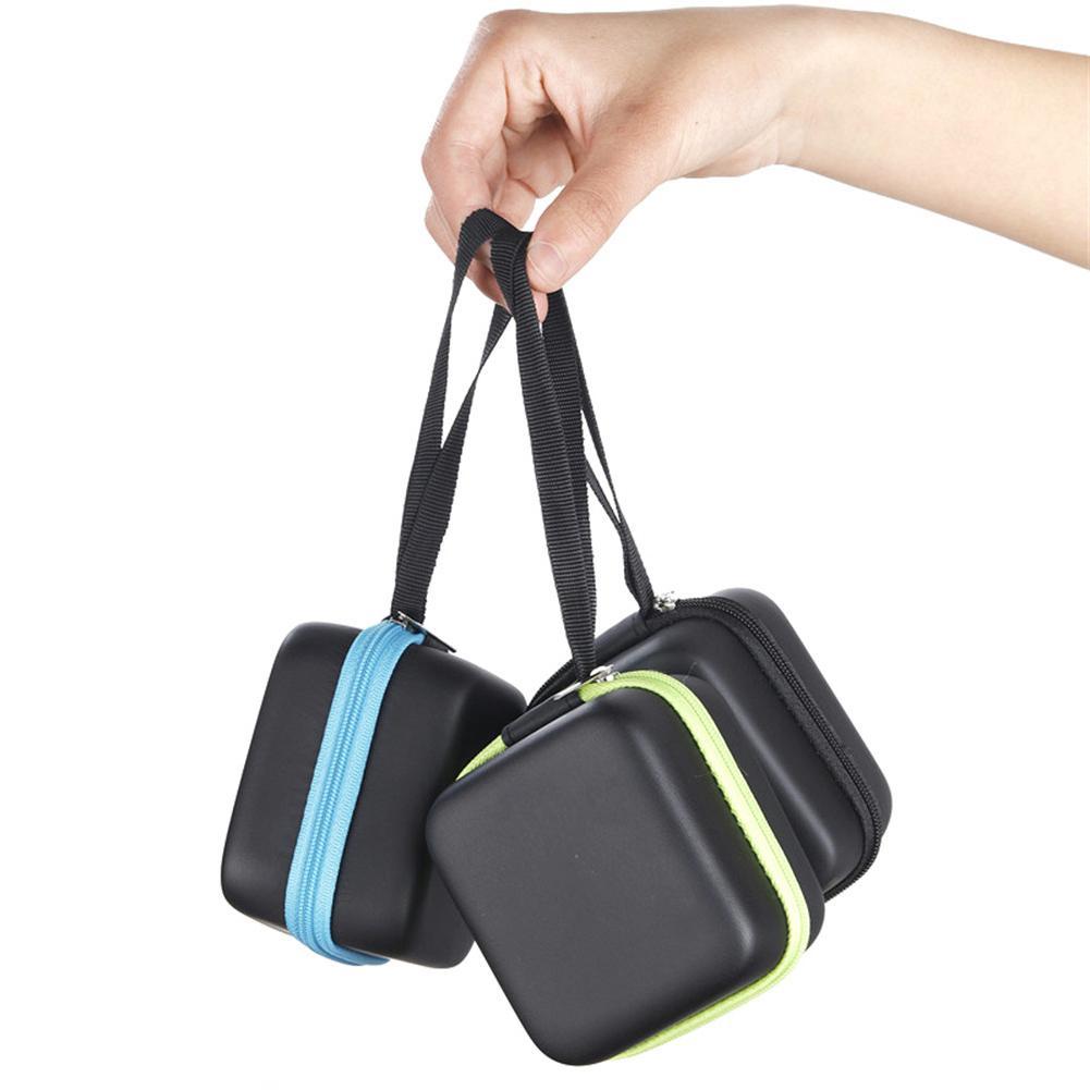 Sundries Organizer 7 Compartments 5ML Essential Oil Storage Bag Perfume Oil Essential Oil Box Travel Portable Storage Bag