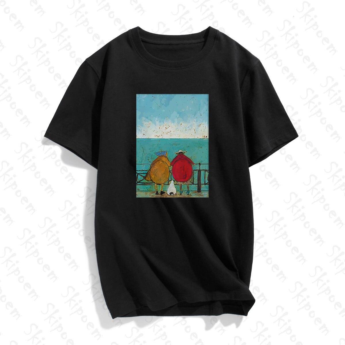 Женская Винтажная футболка с абстрактным изображением велосипедных портретов samtoft, Винтажная Футболка Tumblr в стиле панк, уличная одежда