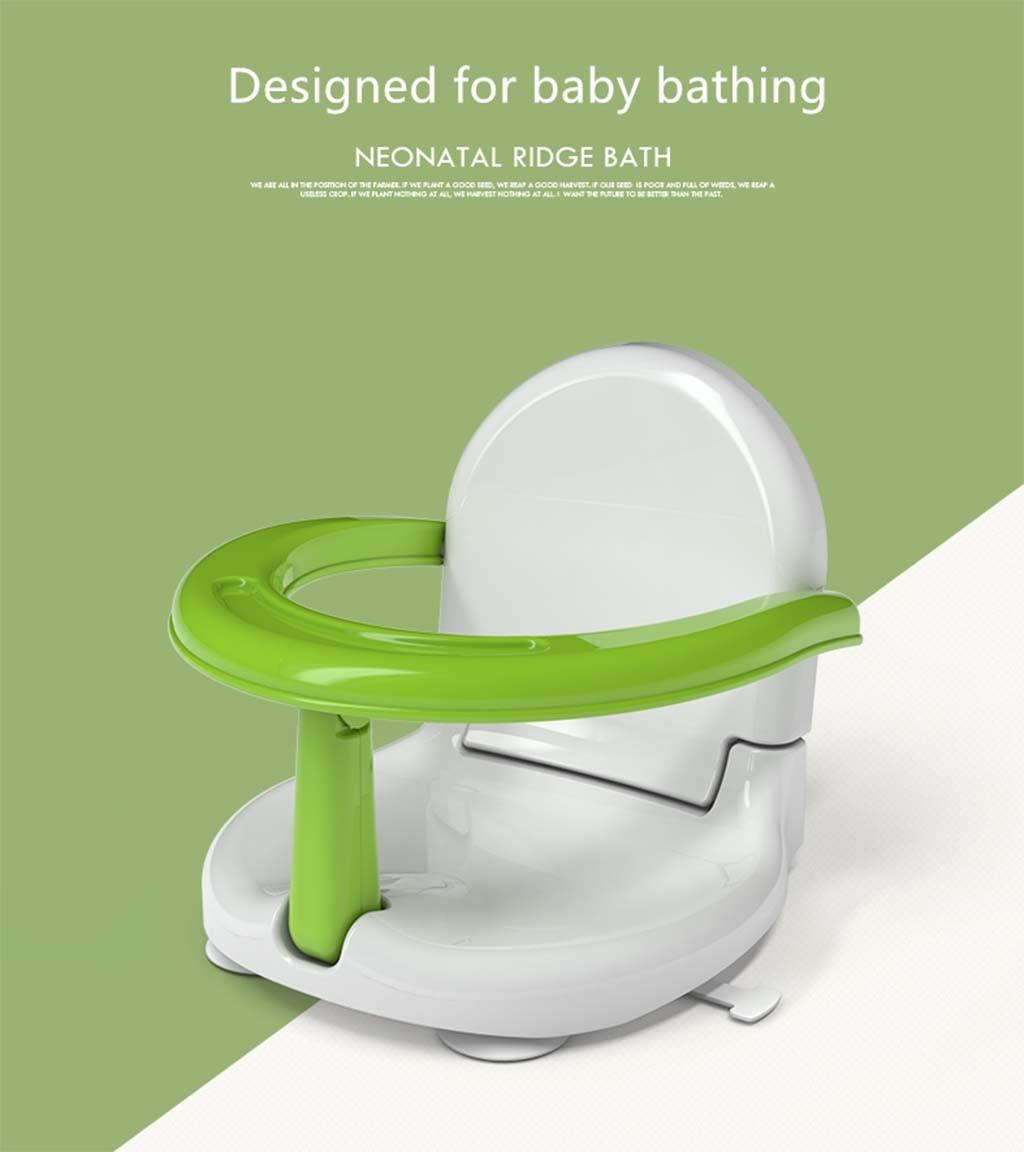 Asiento de ducha de bebé multifuncional, silla de seguridad para comer, ducha, portátil, plegable, antideslizante, juguete de seguridad, silla infantil, soporte para Asiento de baño