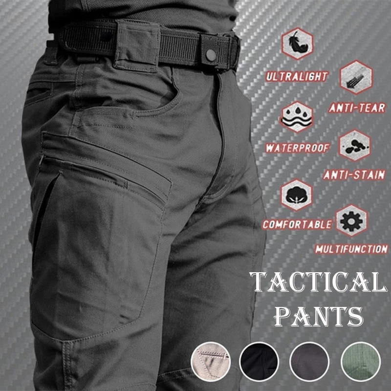 2021 Men Tactical Pants Outdoor Casual Breathable Cotton Soft Pant Military Army Tactic Pant Man Qui