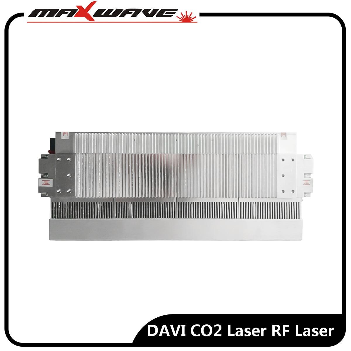 Davi D12 12w laser tube metal 10.6μm CO2 Laser tube for laser marking machine for replacing coherent tube