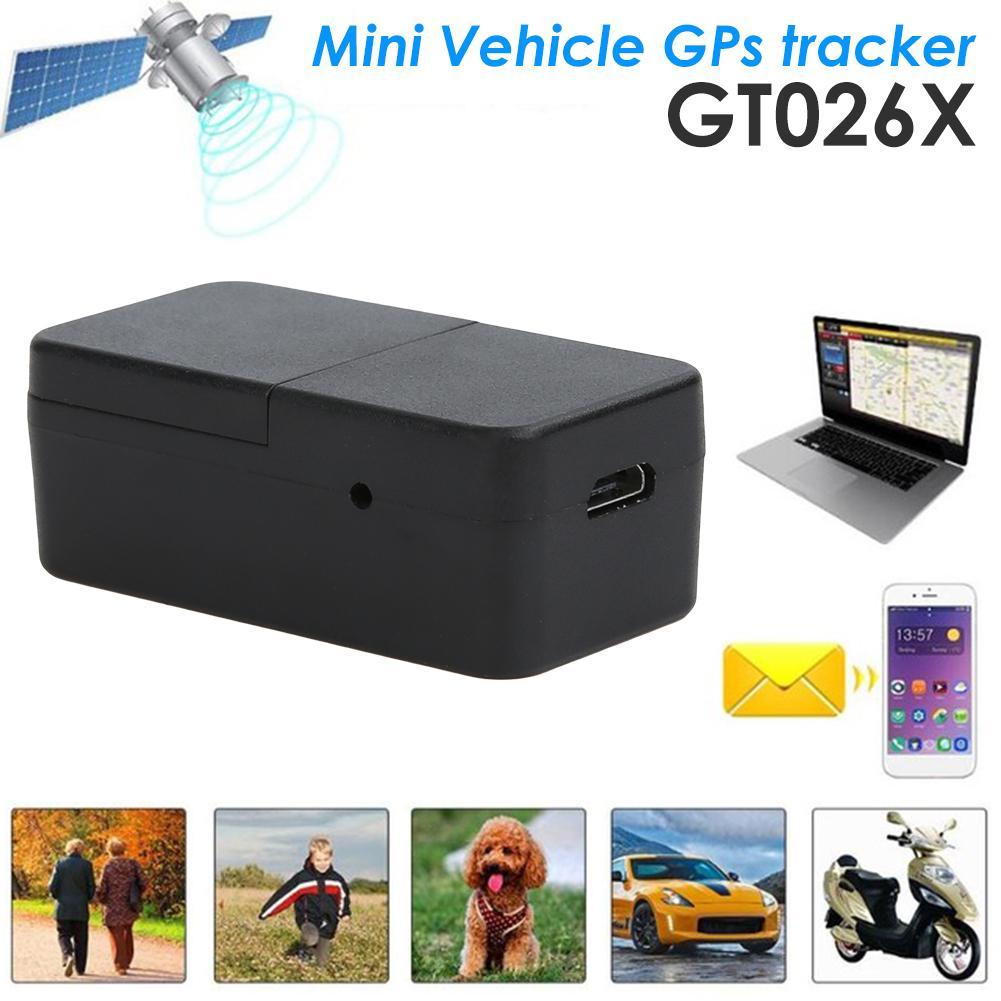 Rastreador de rastreador Mini GPS de objetos de seguimiento Personal localizador GPS instalación libre magnética fuerte para coche 2G Antipérdida
