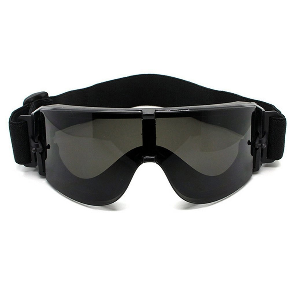 Military Goggles Tactical Glasses Airsoft X800 Sunglasses Eye Glasses Goggles Motor Eyewear Cycling