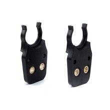 1PCS ISO20 artiglio ISO25 strumenti del supporto del morsetto di ferro, di fiamma ABS a prova di gomma, ISO20 portautensili artiglio