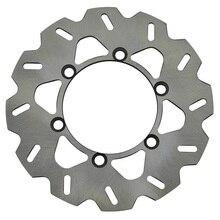 Задний тормозной диск для мотоцикла, ротор для Кавасаки KDX125 KDX200 KDX220 KDX250 KLX250 KLX300R KDX 125 200 220 250 KLX 250