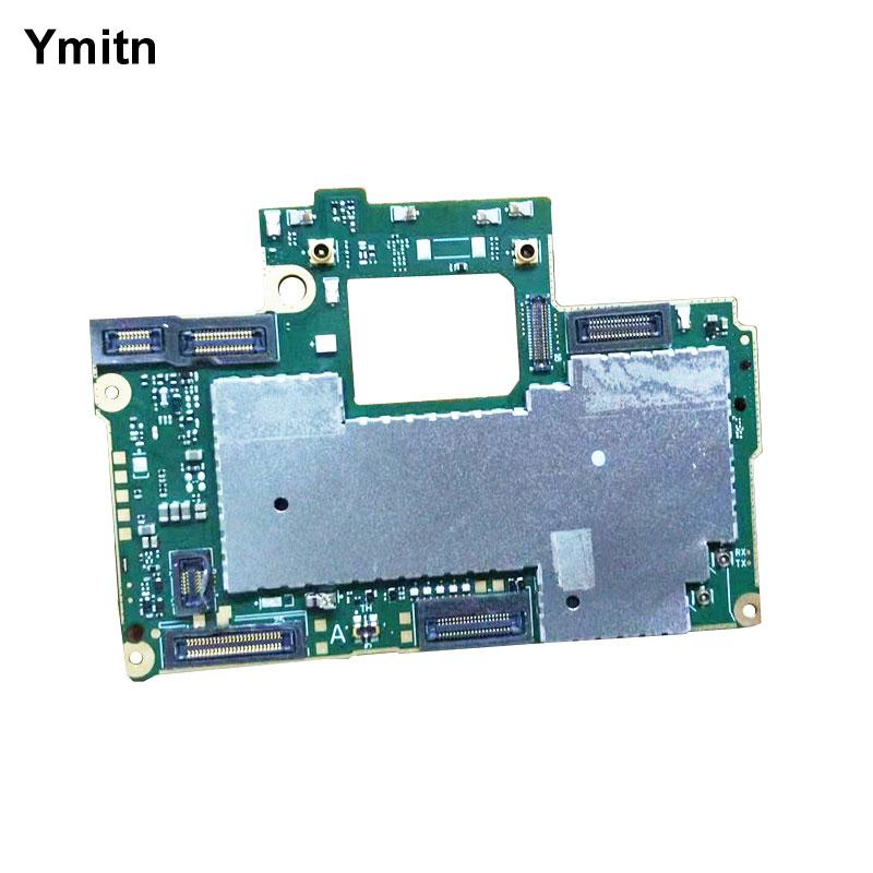 Разблокирована Ymitn мобильная электронная панель материнская плата схемы для sony Xperia XA2 Ultra H4233 H4213 H3213 H3223 c8